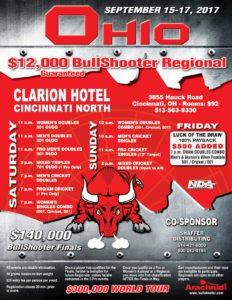 BullShooter World Tour - Ohio 09-15-2017