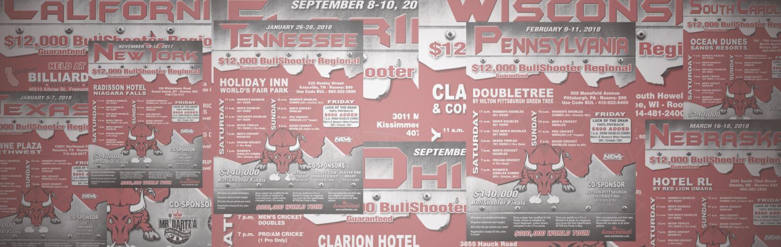 33rd Annual BullShooter Regional Tour